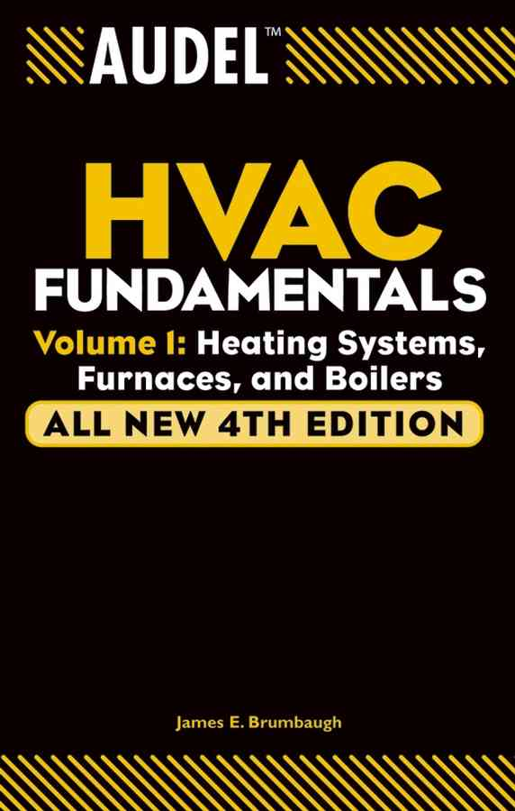Audel Hvac Fundamentals By Brumbaugh, James E.